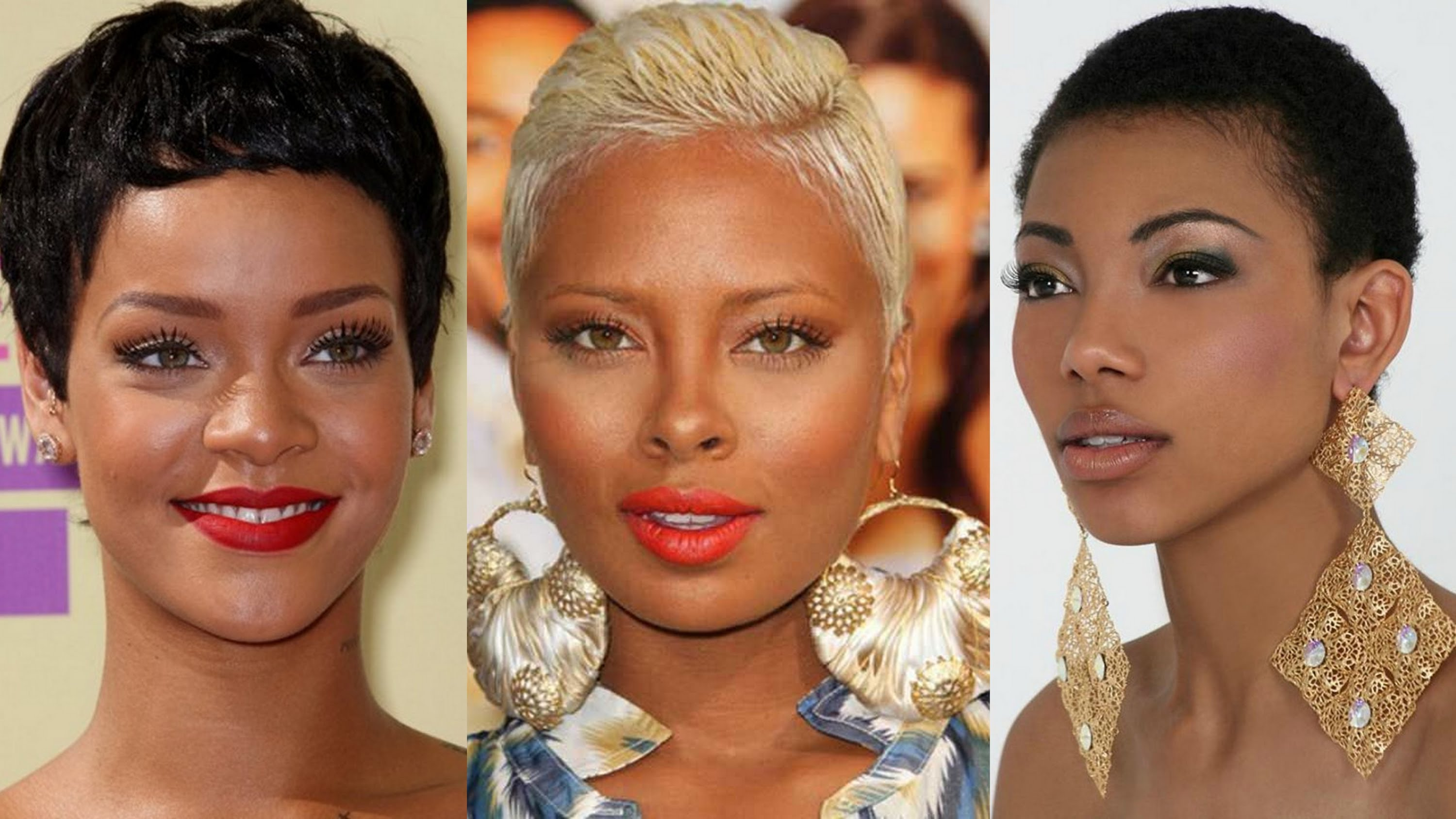 Top 50 Short Hairstyles For Black Women San Diego Live Soul