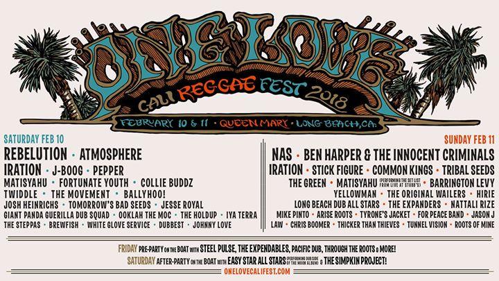 Reggae Festival Long Beach