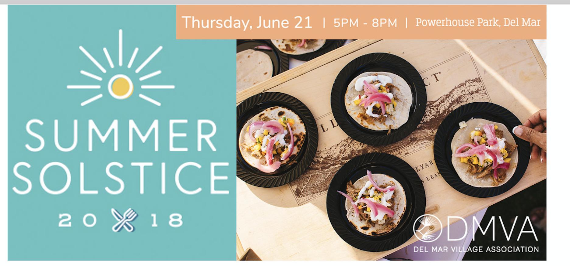 Summer Solstice 2018 | San Diego Live Soul